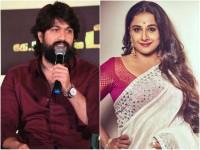 Yash Invites To Vidya Balan