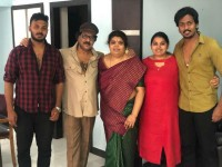 Ravichandrans Daughter Geethanjali Engagement