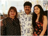 Kannada Actress Malashri Daughter Ananya Calibrated Her Birthday