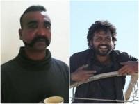 Abhinandans Father Was Consultant For Kaatru Veliyidai Movie