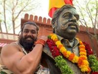 Dhruva Sarja Remembers Ambareesh