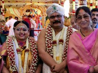 Girish Kasaravalli Daughter Marriage