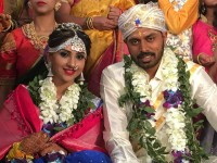 Neha Patil Weds With Pranava