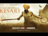 Kesari Trailer Is Number 1 Trending In Youtube