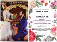 Kannada Actress Neha Patil To Get Married On Feb 21st And 22nd