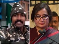 Actress Sumalatha Ambareesh Gave Half Acer Land To Martyr Soldier Guru
