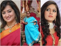 Sumalatha Ambarish Meghana Raj Condolences For Producer Jayashree Devi Death