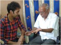 Actor Sharan Lost His Favourite School Teacher