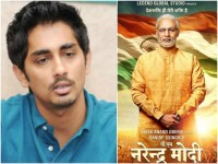 Actor Siddharth Tweets About P M Narendra Modi Movie Trailer