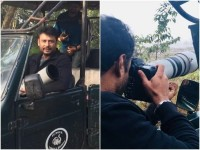 Rs 3 Lakh Collected On Kannada Actor Darshan Wildlife Photography Exhibition