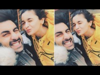 Alia Bhatt Celebrate Her Birthday With Romar Boyfriend Ranbir Kapoor