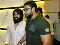Darshan And Yash Fans Opened Fans Page In Facebook
