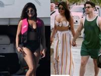 Priyanka Chopra Enjoying Holiday With Her Husband Nick Jonas