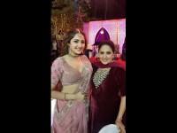 Sayesha Saigal And Arya Sangeeth Ceremony