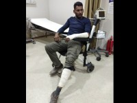 Tamil Actor Vishal Injured On The Sets Of His Upcoming Film