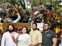 Darshan And Yash Starts Campaign For Sumalatha