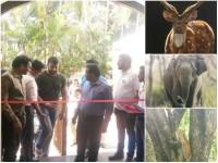 Darshan Inaugurates Wildlife Photography Exhibition In Mysuru