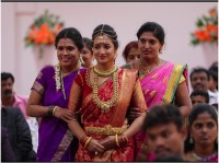 Chinthan Sunidhi S Marriage Manasa Sarovara Kannada Serial