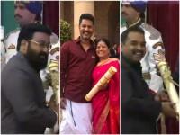 Prabhudeva Mohanlal And Shankar Mahadevan Receives Padma Awards