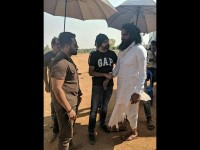 Director Prashanth Neel Visit Bhatare Movie Shooting Spot