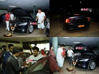 Hatrick Hero Shivara Jkumar Bought A New Volvo S90 Blue Car