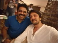 Kiccha Sudeep Gave Pailwan Challenge Director Krishna