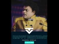 Upendra Wishes For Sadhu Kokila Birthday
