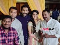 Kannada Actor Rishi Got Engaged With Swathi