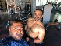 Kannada Actor Dhananjay Workout For Popcorn Monkey Tiger Movie