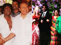 Jaggesh Who Made His Son Marriage On Birthday Of Rajkumar