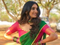 Krishi Thapanda Playing Important Role In Bharate Movie