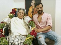 Sathish Ninasam Honored His Mother