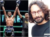 Actor Arun Sagar Son Surya Sagar Wins Thai Boxing Championship