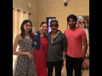 Ravichandran Invited Sudharani For His Daughter Geethanjali Wedding