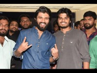 Vijay Devarakonda Brother Enter To Tollywood