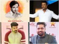 Kannada Actors Tweets About Dr Rajkumar
