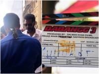 Salman Khan S Dabang 3 Hindi Movie Launched Today