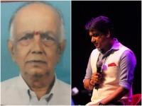 Singer Vijay Prakash S Father L Ramashesha Died