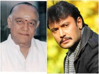 Darshan Condolences For Master Hirannaiah