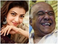 Kajal Aggarwal Deepest Condolence For Senior Theater Artist Master Hirannaiah