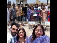 Ek Love Ya Kannada Movie Shooting Begins