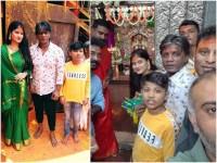 Salaga Team Visited Saundatti Yellamma Temple For Script Pooja