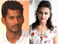 Shraddha Srinath Has Been The Female Lead Opposite Tamil Actor Vishal