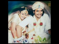Shrimurali Celebrating His 11th Year Wedding Anniversary