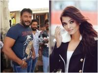 Darshan Reaction About Robert Kannada Movie Aishwarya Rai Rumours