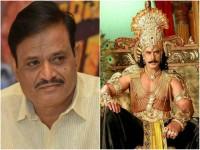 Muniratna Trolled For Kurukshetra Teaser