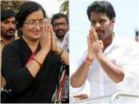 Mandya Lok Sabha Election Result 2019 Nikhil Kumar Gets Initial Lead