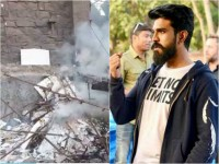 Rumors Around Ram Charan For Fire Accident In Syria Set