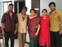 Ravichandran Daughter Geethanjali Is Big Fan For Shiva Rajkumar