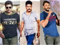 Shiva Rajkumar And Puneeth Rajkumar Busy In Shooting